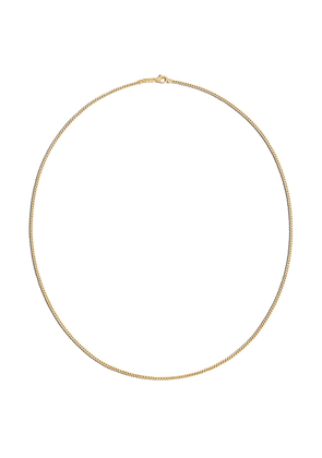 John Hardy 18kt yellow gold Classic Chain Curb Link necklace