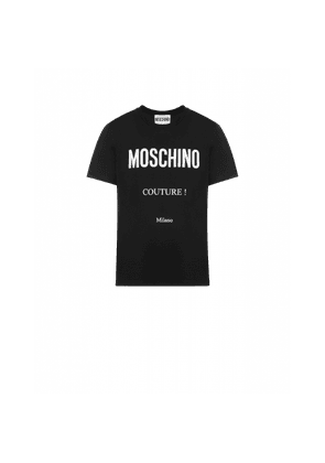 Jersey T-shirt Moschino Couture