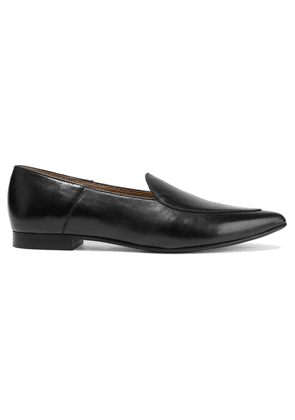Iris & Ink Haya Leather Loafers Woman Black Size 38