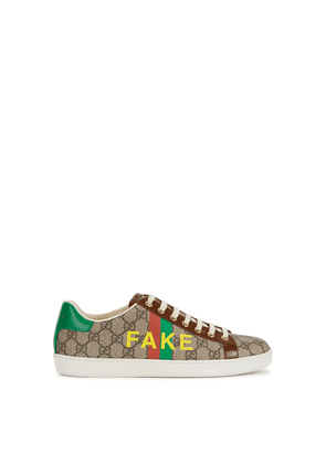 Gucci GG Supreme Monogrammed Sneakers