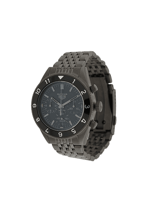 Bamford Watch Department customised Tag Heuer Autavia 42mm - Grey