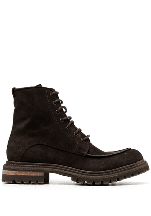 Del Carlo '316' ankle boots - Brown