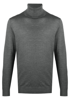 Michael Kors Collection fine-knit wool jumper - Grey