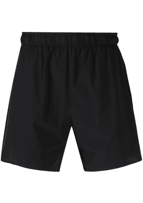 Reigning Champ Hybrid elasticated waist running shorts - Black