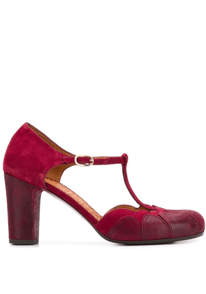 Chie Mihara Kasia T-bar pumps - Red