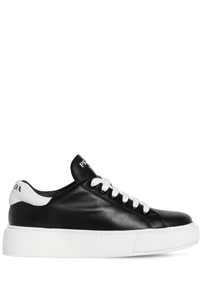 30mm Leather Sneakers