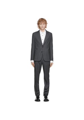 Paul Smith Grey Wool Washable Suit