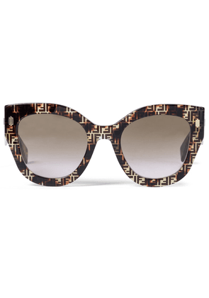 Fendi Roma FF acetate sunglasses