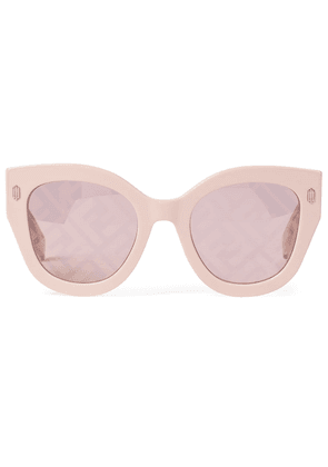 Fendi Roma acetate sunglasses
