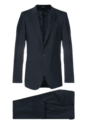 Wool Buttoned Up Formal Suit