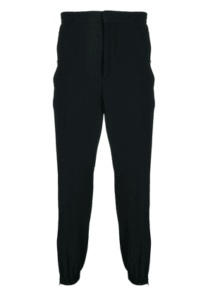 Alexander McQueen tapered tailored trousers - Black