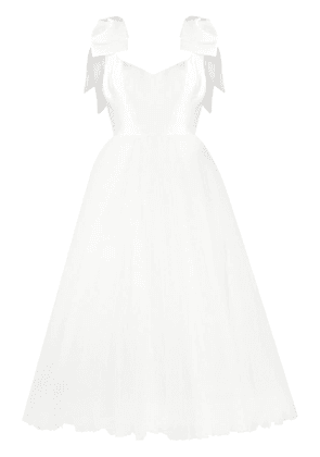 Parlor Sofia tulle bridal gown - White