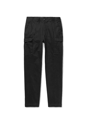 Aimé Leon Dore - Slim-Fit Cotton-Twill Cargo Trousers - Men - Black