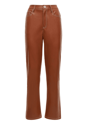 Aly Faux Leather Pants