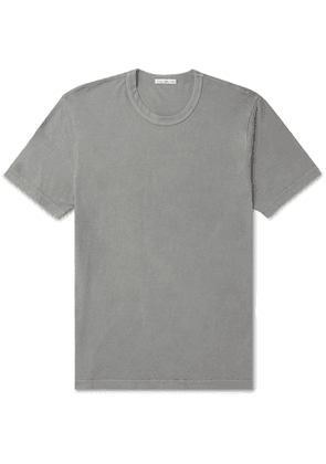 James Perse - Combed Cotton-Jersey T-Shirt - Men - Gray