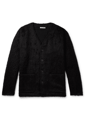 Our Legacy - Knitted Cardigan - Men - Black