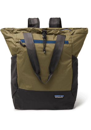 Patagonia - Ultralight Black Hole 27L Recycled Nylon Tote Bag - Men - Green