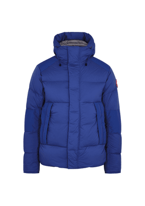 Canada Goose Armstrong Blue Quilted Feather-Light Flex Jacket