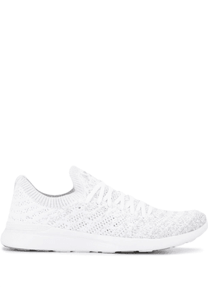 APL: ATHLETIC PROPULSION LABS Techloom Wave low-top trainers - White