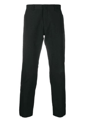 Pt01 tapered twill trousers - Green