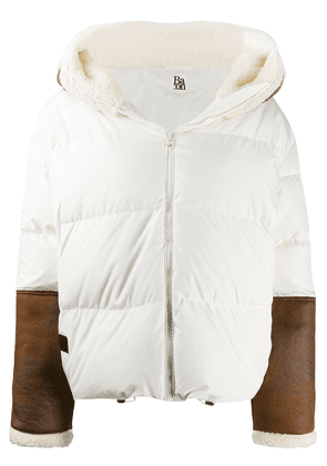 Bacon Cloudy Mont down jacket - White