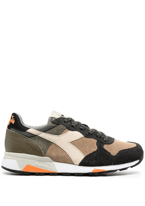 Diadora panelled lace-up sneakers - Neutrals