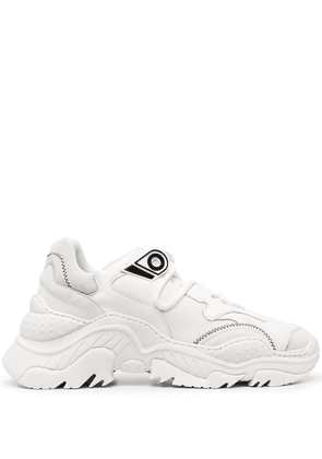 Nº21 lace-up chunky sneakers - White