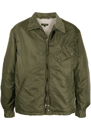 Engineered Garments zip-up lightweight jacket - Green