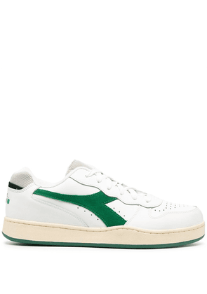 Diadora Mi Basket Used low-top sneakers - White