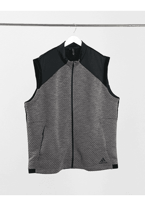 adidas Golf Cold Rdy gilet in grey