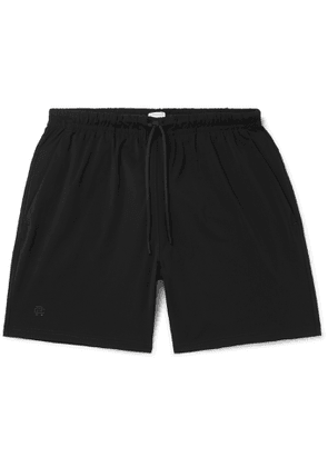 Reigning Champ - Shell Drawstring Shorts - Men - Black