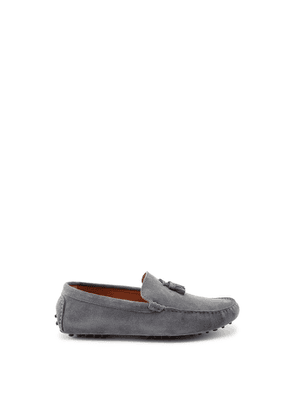 Hugs & Co Tasselled Driving Loafers