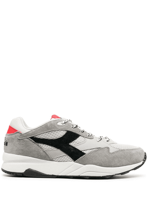 Diadora Eclipse Premium panelled low-top sneakers - Grey