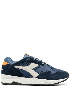 Diadora Eclipse Premium panelled low-top sneakers - Blue
