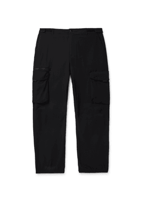 Carhartt WIP - Hayes Tapered Stretch-Nylon Cargo Trousers - Men - Black