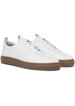 Grenson - Leather Sneakers - Men - White
