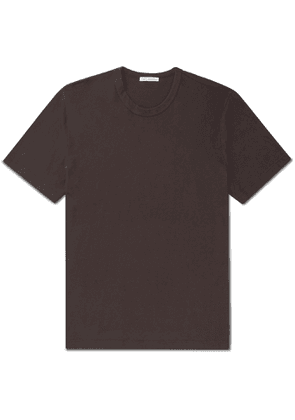 James Perse - Combed Cotton-Jersey T-Shirt - Men - Purple