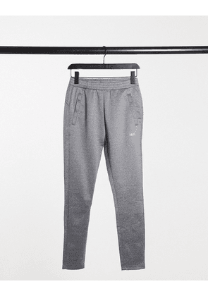ASOS 4505 icon training super skinny jogger with quick dry in grey marl