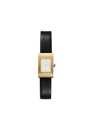 Boucheron 18kt yellow gold Reflet small watch - YG