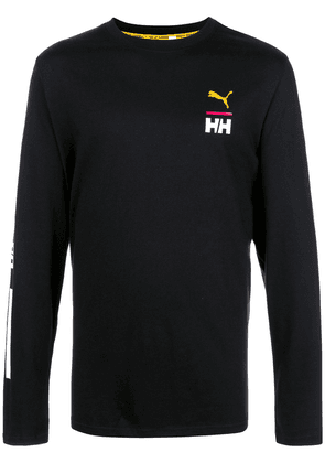 Puma x Helly Hansen longsleeved T-shirt - Black