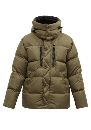 Polo Ralph Lauren - Garston Hooded Quilted Recycled-nylon Down Jacket - Mens - Khaki