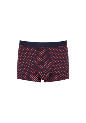 Derek Rose Star 16 Printed Stretch-cotton Boxer Briefs