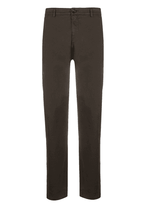 Department 5 straight-leg cotton chinos - Brown