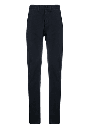 Department 5 slim-fit cotton chinos - Blue