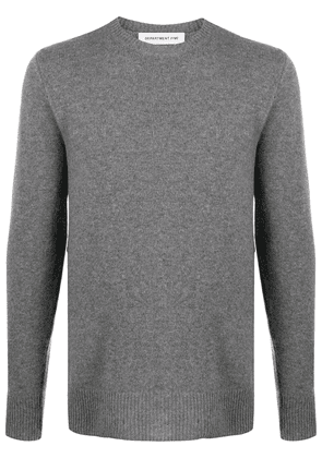 Department 5 speckled wool jumper - Grey