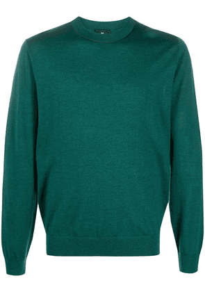 PS Paul Smith fine merino jumper - Green