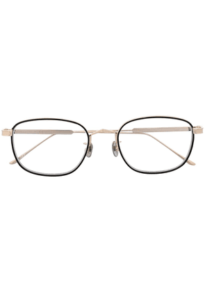 Cartier Eyewear C de Cartier square-frame glasses - GOLD