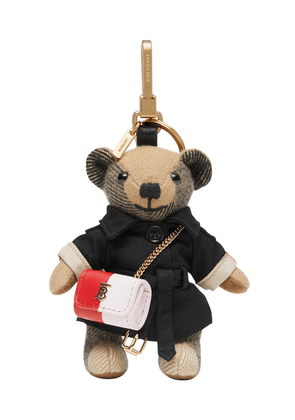 Burberry Thomas Bear charm - ARCHIVE BEIGE