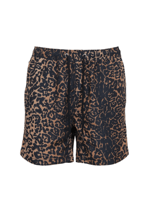 Prowler Leopard Printed Boardshorts