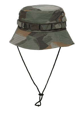 Cotton Camo Adventurer Bucket Hat